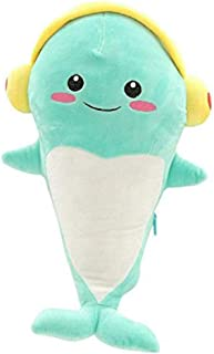 50cm smile dolphin plush toy doll,Stuffed Animal, Plush Toy, Gifts for Kids