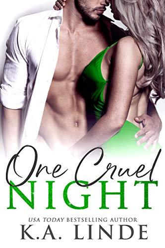 One Cruel Night by [K.A. Linde]