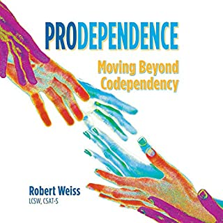 Prodependence audiobook cover art