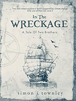 In The Wreckage: A Tale of Two Brothers by [Simon J. Townley]