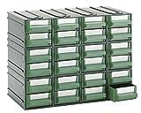 cassettiera modulare mobil plastic modello a - 24 cassetti