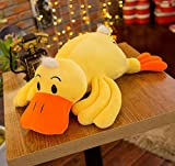 Plush Yellow Duck Stuffed Animal Hugging Pillow Super Soft Toys Gifts 14 Inches