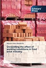 Unravelling the effect of working conditions in fired brick industry