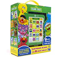 Sesame Street Me Reader Electronic Reader and 8-Book Library