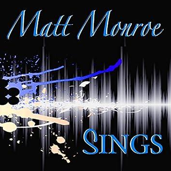 Matt Monroe Sings