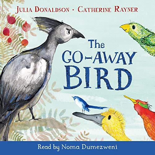 The Go-Away Bird cover art