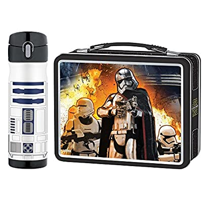 Thermos Novelty Lunch Kit w/ Drink Bottle