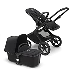 Seamless Maneuverability: For a smoother, more comfortable ride for both parent and baby, the Fox Complete full-size stroller features durable all-terrain wheels and advanced suspension! The plush ergonomic seat cradles your baby and sits them higher...