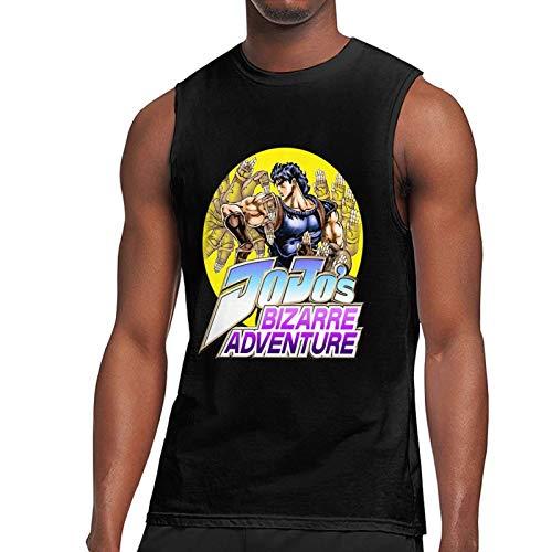 Gintamade JoJoJo's Bizarre-Adventure Jonathan Joestar - Camiseta sin mangas para hombre