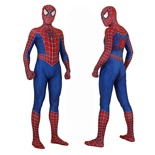 CatHighness Unisex Lycra Spandex Zentai Halloween Cosplay Costumes Adult/Kids 3D Style