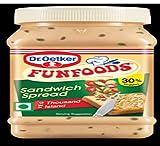 Dr. Oetker Funfoods Sandwich Spread Thousand Islan Spread, 250g