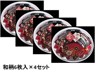 東洋アルミ 宴ケース 丸大 6枚入【4点セット】