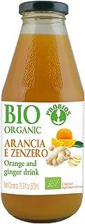 Probios Organic Orange And Ginger Drink , 500 ml