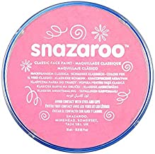 Snazaroo Classic Face and Body Paint, 18ml, Pale Pink