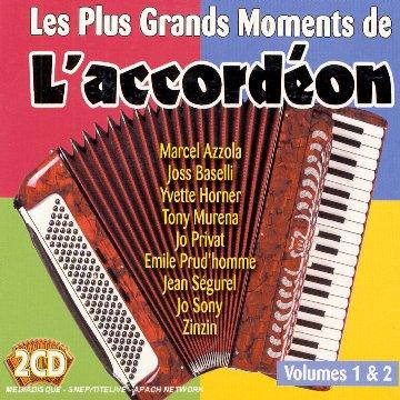 Les Plus Grands Moments de l'Accordeon Vol.1 / les Plus Grands Moments de l'Accordeon Vol.2