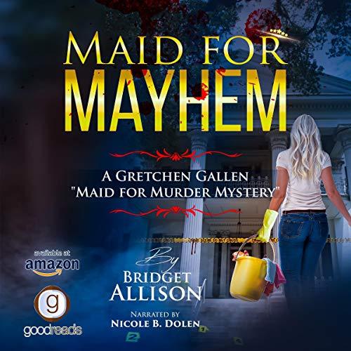 『Maid for Mayhem』のカバーアート
