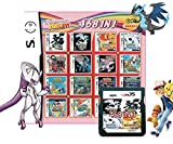468 In 1 NDS Game Pack Card Compilations, Super Combo Multicart DS Game Card for Nintendo DS, NDSL, New 3DS, 2DS, New 2DS, NDSi, NDSi LL/XL, 3DS, 3DSLL/XL