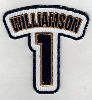 zion williamson jersey number