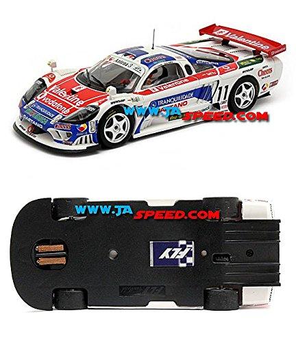 FLy Slot Car Scalextric 88026 / A 266 Compatible Saleen S7R Campeón de España GT 2002