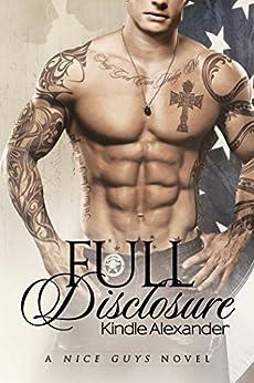 Full Disclosure (A Nice Guys Novel Book 2) by [Kindle Alexander, Reese Dante, Jae Ashley]