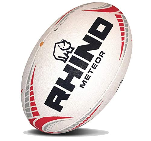 RHINO RUGBY Meteor Match Rugby Ball - Size 5