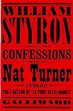 Les Confessions de Nat Turner - Gallimard - 05/02/1969