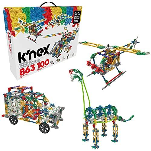 K'NEX 100 Model Imagine Building Set...