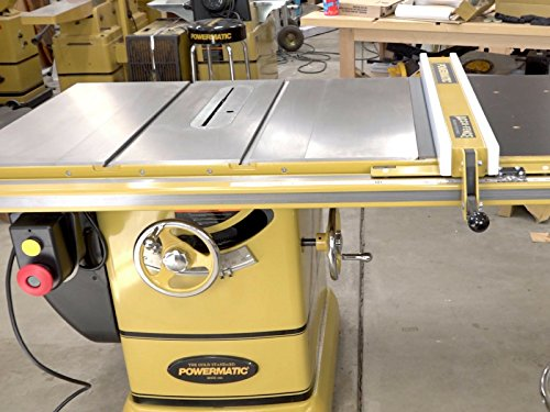Assembly of a PM2000 Table Saw