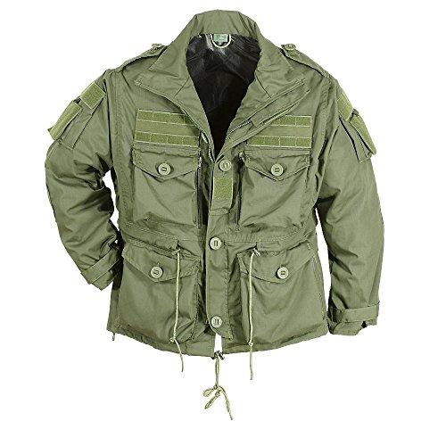 Voodoo Tactical Men's Tac 1 Field Jacket, X-Large - Olive Drab Green