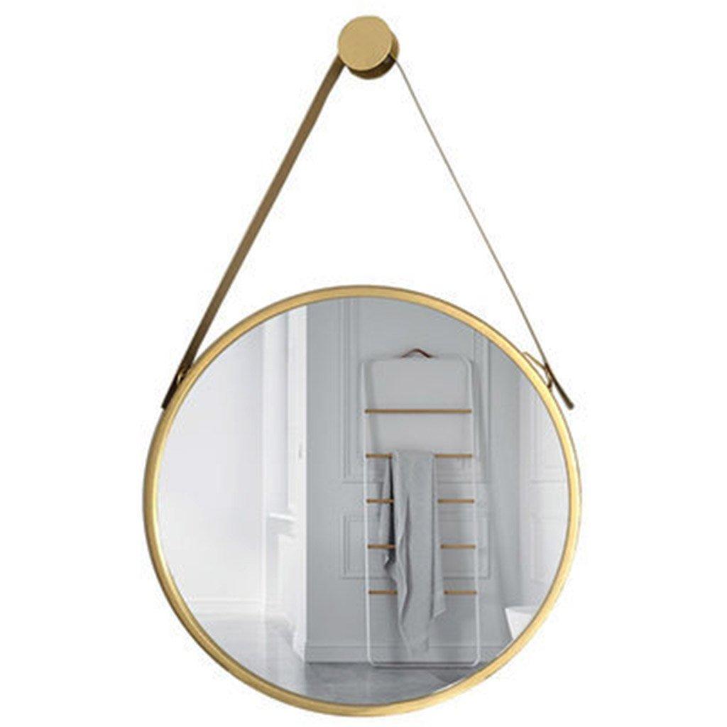 Miroir Salle de Bains Miroir en Fer forgé Maquillage Miroir rétro