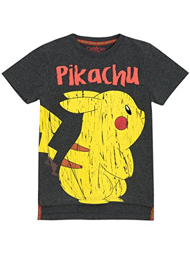 Pokemon Pokemon Jungen Pikachu T-Shirt 134 cm
