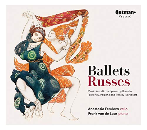 Ballets Russes: Music For Cello & Piano