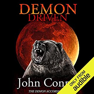 Demon Driven audiobook cover art