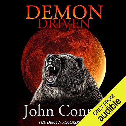 Demon Driven cover art