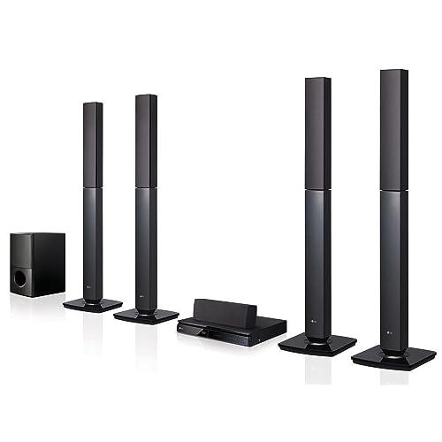 Amazon Com Lg Lhd657 Bluetooth Multi Region Free 5 1