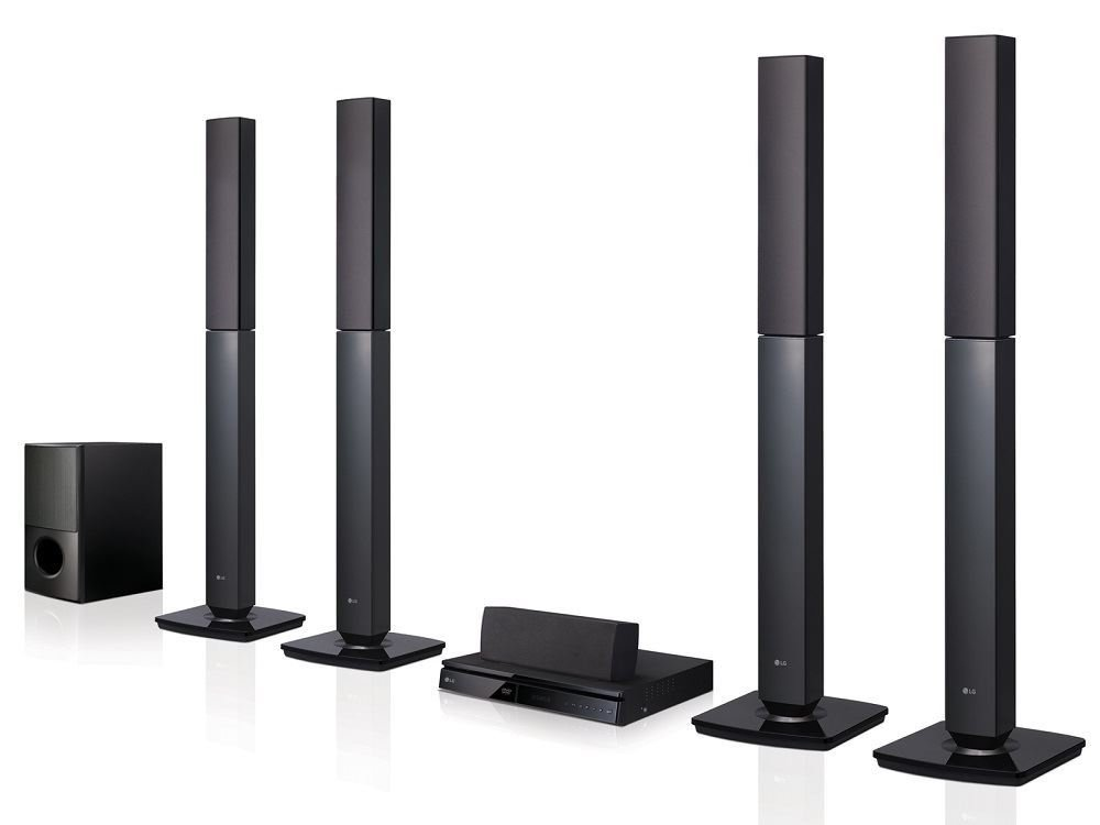 LG LHD657 Bluetooth 5 1 Channel Theater