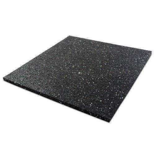 Tapis anti-vibration pour machine à laver 60 x 60 cm 60x60x1.5 Noir