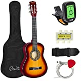 Best Starter Guitars - Best Choice Products 30in Kids Classical Acoustic Guitar Review