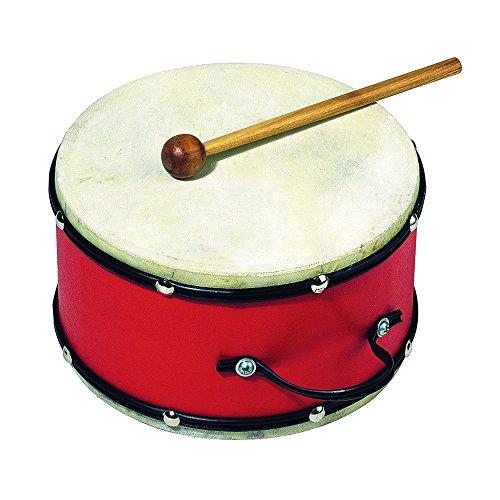 goki UC018 - Musikinstrument - Trommel mit Holzschlägel