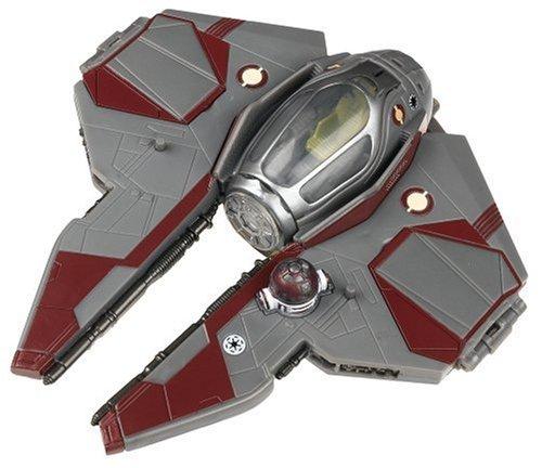 Hasbro Star Wars Transformers - OBI-Wan and Jedi Starfighter