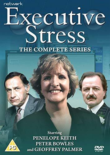 Executive Stress: The Complete Series [Reino Unido] [DVD] ✅