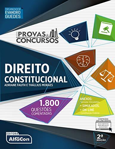 Provas e concursos - Direito constitucional
