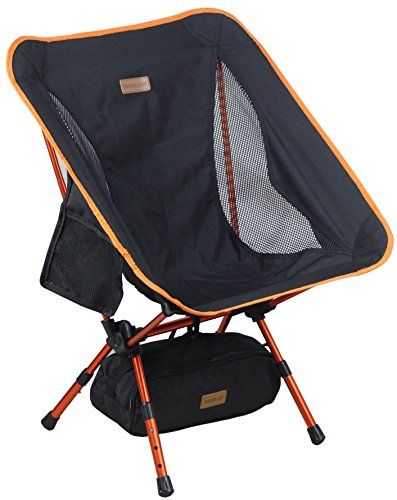 TREKOLOGY YIZI GO Chaise de Camping Portable avec...