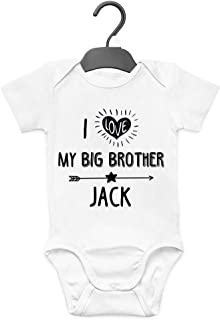 ZOO KEEPER BODY SUIT PERSONALISED DADDYS LITTLE BABY GROW GIFT