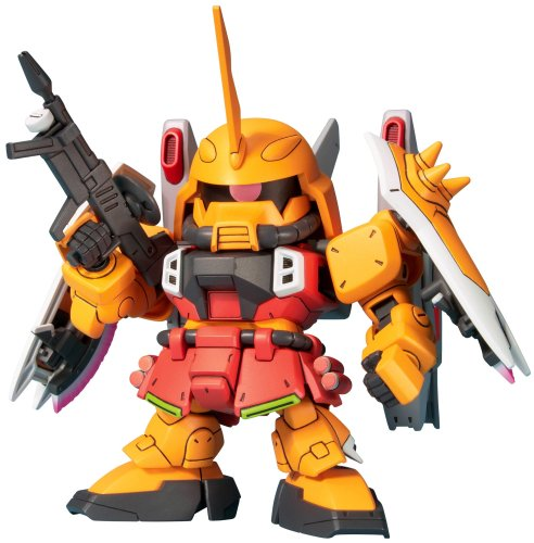 Gundam SD-298 Blaze Zaku Phantom Heine Use Model Kit