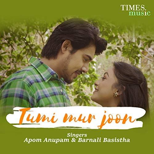 Apom Anupam & Barnali Basistha