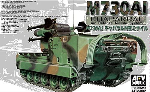 Unbekannt AFV Club de af35002 – Modèle Kit m730 a1 Chaparral