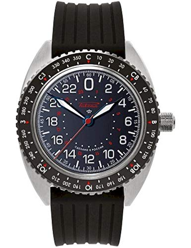 Raketa 'Baikonur' 0245 - Reloj de pulsera para hombre - W-30-19-20-0245