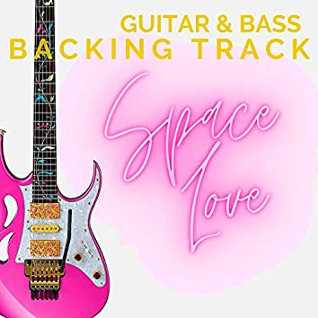 Space Love Ballad Rock Top One GUITAR Backing Track A minor