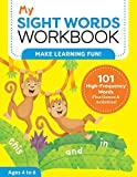 My Sight Words Workbook: 101 High-Frequency Words Plus Games & Activities! (My Workbooks)
